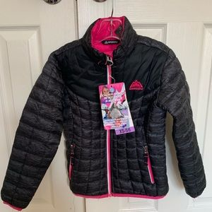 Brand new with tags Snozu girls coat size 5/6